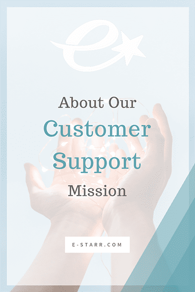Customer Support Mission